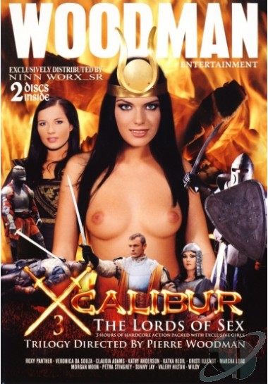 Xcalibur 3: The Lords Of Sex - porno film