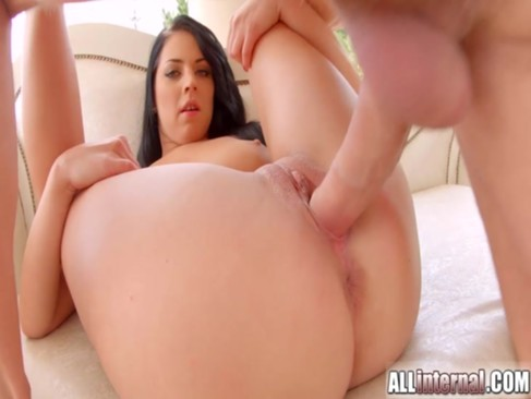 Allinternal closeup fucking action with pussy creampie 2