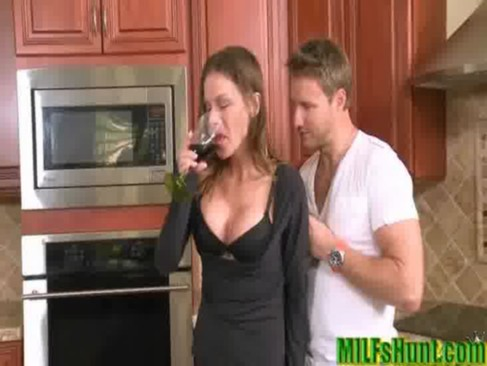 Getting a MILF Hot and Horny - MILFsHunt.com