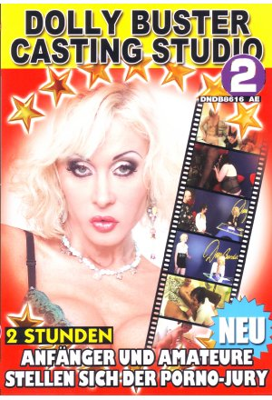 Dolly Buster Casting Studio 2 German - nemecký porno film
